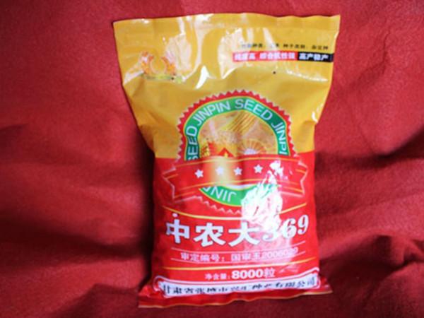 优质高产玉米种子